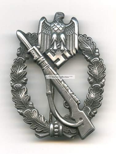Infanteriesturmabzeichen?