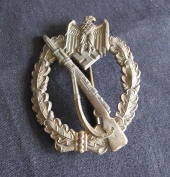 Infanterie Sturmabzeichen Bronze
