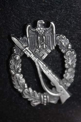 Original Infanterie Sturmabzeichen?