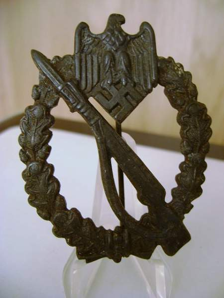 Muller Infanterie Sturmabzeichen