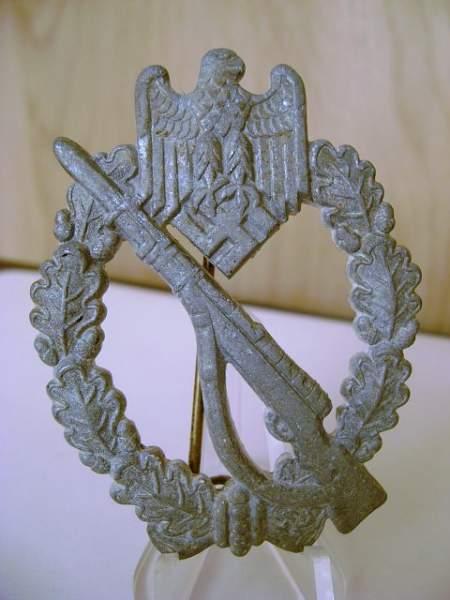 F&B Infanterie Sturmabzeichen