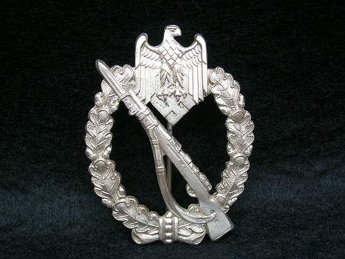 Infanterie-Sturmabzeichen