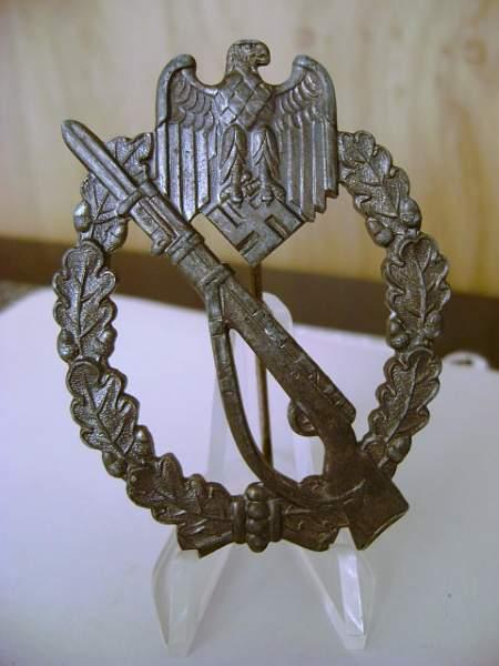 OM Infanterie Sturmabzeichen