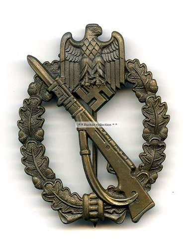 Infanterie-Sturmabzeichen - Zimmermann