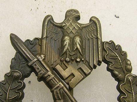 R.S.S. Infanterie Sturm Abzeichen.