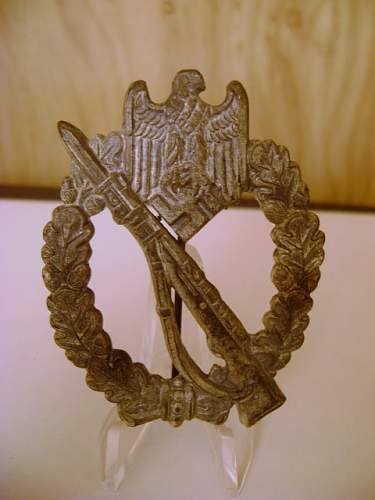 F.Orth Infanterie sturmabzeichen