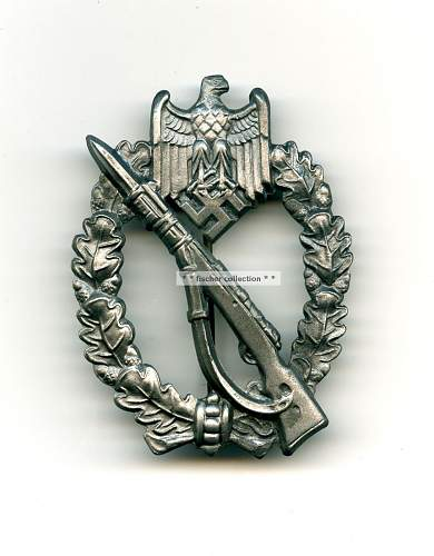 Infanterie-sturmabzeichen(opinions)