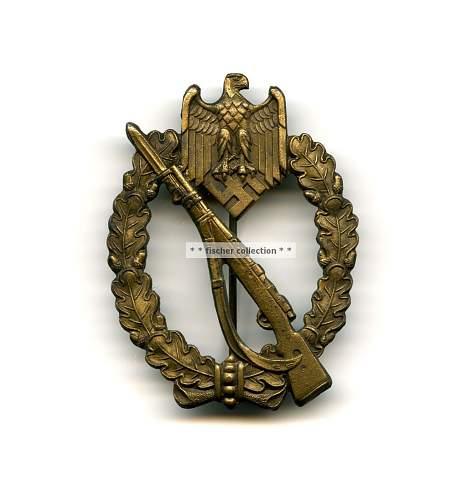 Infanterie Sturm Abzeichen !!