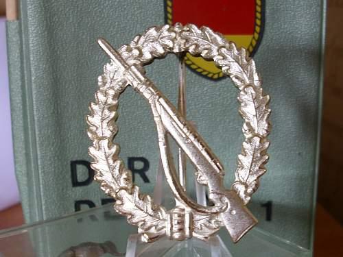 57er Infanterie Sturmabzeichen......