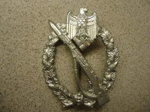 GWL Infanterie Sturmabzeichen - Good or Bad?