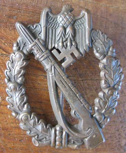 Infanterie Sturmabzeichen