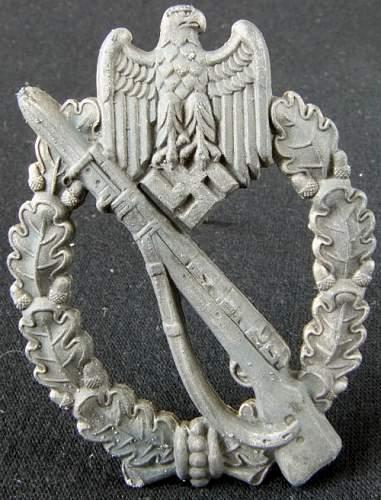 Infanterie Strum Abzeichen - good or bad?