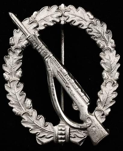 1957 Pattern Infanterie-Abzeichen