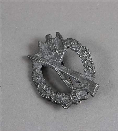 Infantry Assault Badge Real or Fake??????
