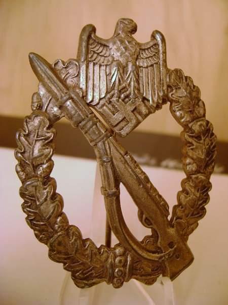 Infantry  E. Ferdinand  Wiedmann - L 51