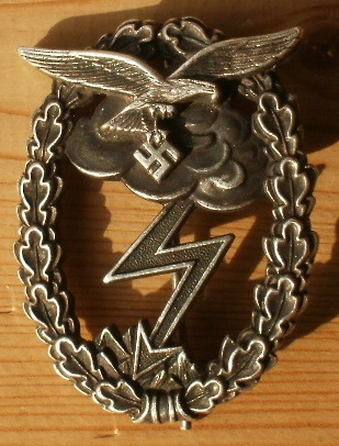 Infanterie Sturmabzeichen and other badges