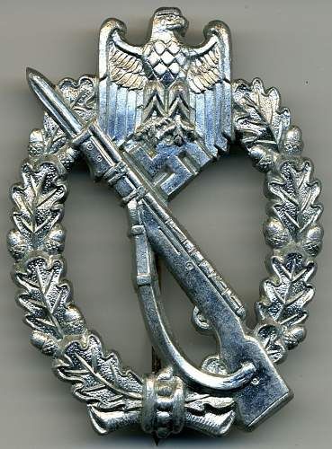 Infanterie Sturmabzeichen opinions needed please