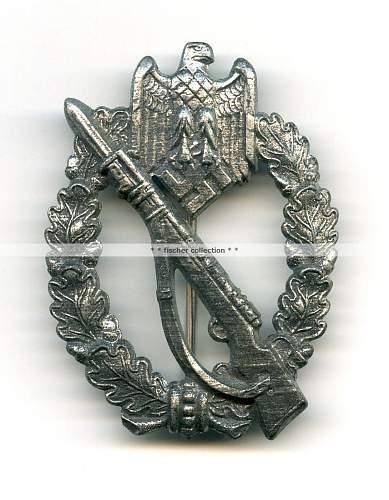 Fake Infanterie Sturmabzeichen...