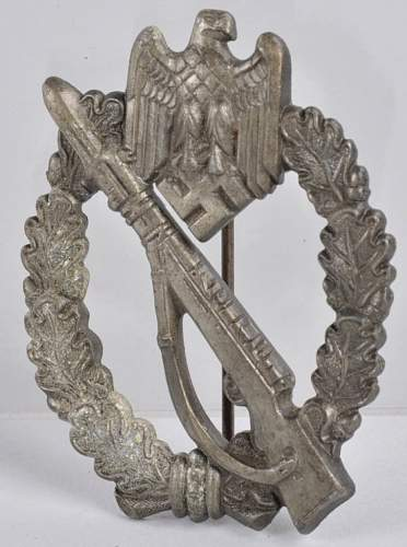 Infanterie Sturmabzeichen,  S.H.uCo