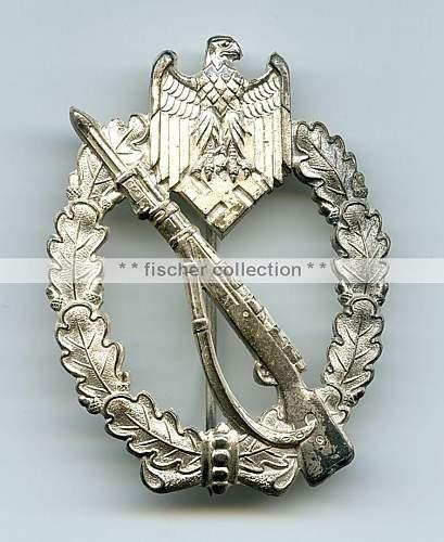 Infanterie-Sturm-Abzeichen Help Appreciated!