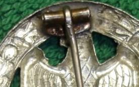Infanterie Sturmabzeichen FCL Design