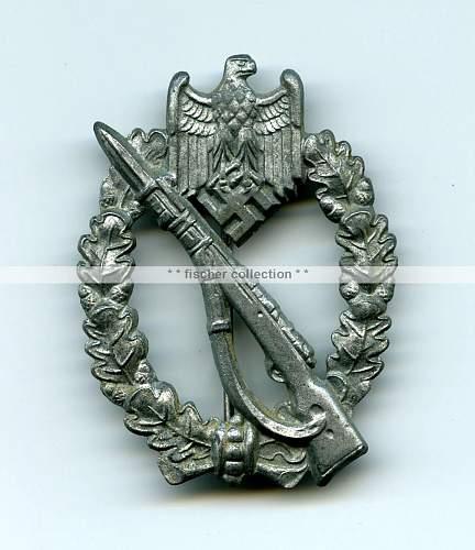 Wiedmann Design - Infanterie~Sturmabzeichen