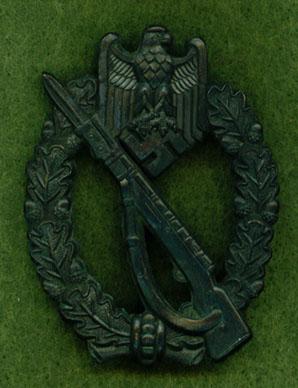 Infanterie Sturmabzeichen - Bronze - Fake???