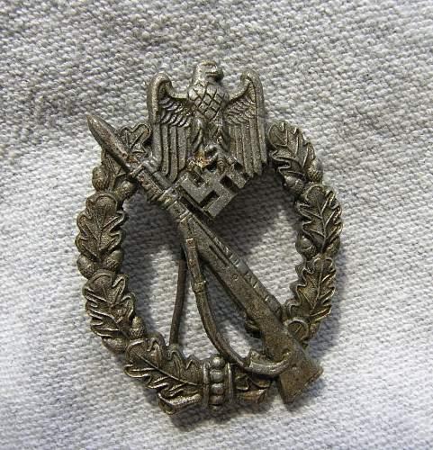 Infanterie-Sturmabzeichen Grossmann&Co