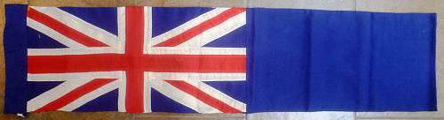 GB Flag for identification PLEASE