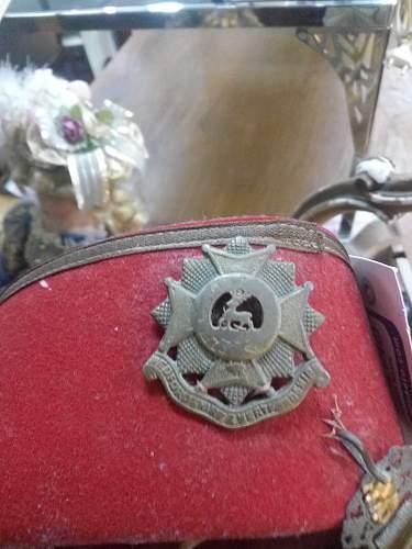 British badge wartime or postwar?