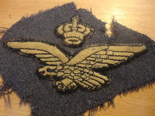 air force eagle, but what country?