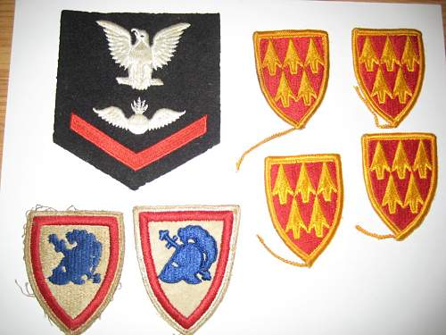 Misc. US patches