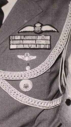 WW2 AAF Sterling Command Pilot Wings by Josten Sterling Silver