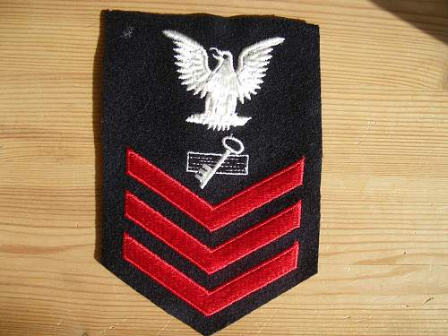 US Patches??