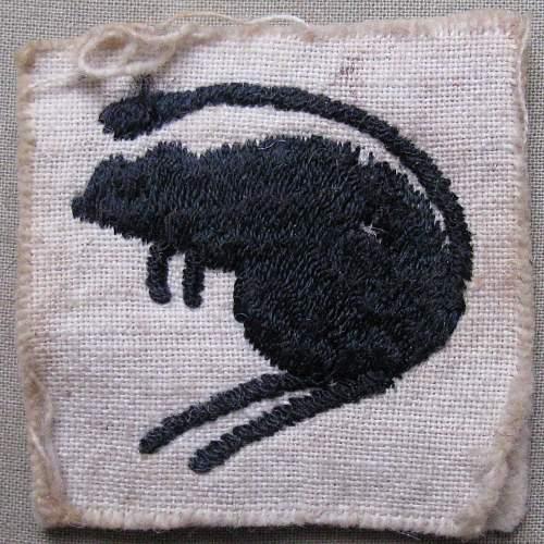 Desert rats?+ a mystery one!