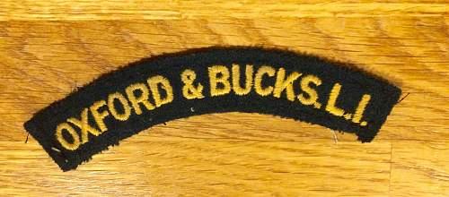 OCD and Bucks