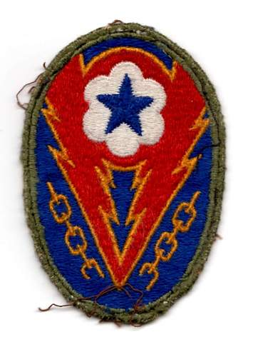 US Military Patch