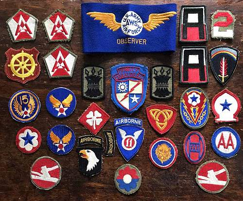 Latest Additions to the Patch Collection