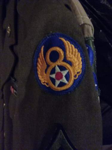 USAAF Patches