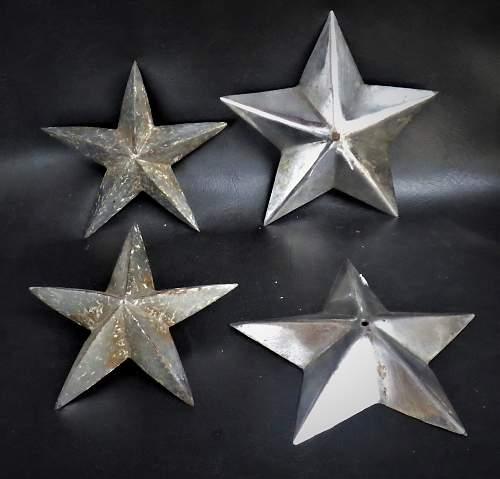 License plate general stars ...?