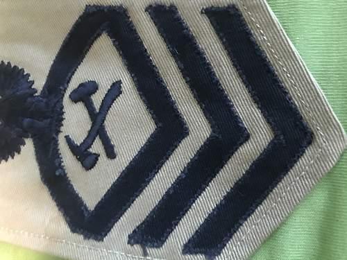 Unknown Rank Insigna Maybe WW2?