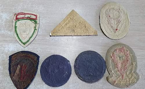 American bullion patches