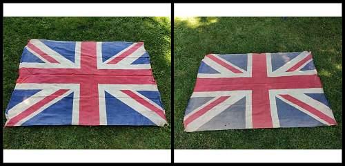 Old British Flag ?