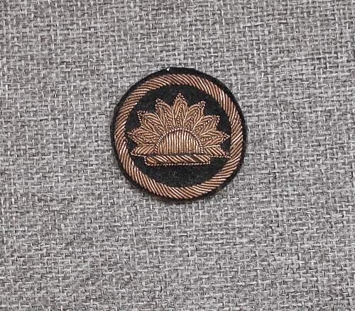 Is this a fair dinkum Aussie badge??