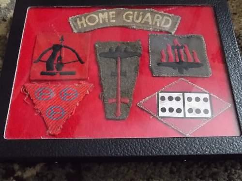 A Few of My Bits - Home Guard, WAAC to QMAAC to ATS to WRAC, MTC, FANY, Nursing