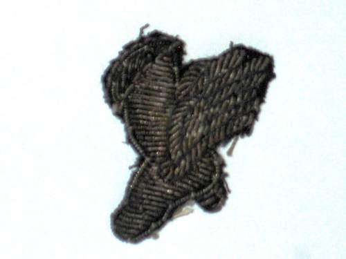 Click image for larger version.  Name:Winged Boot Patch.JPG Views:99 Size:98.6 KB ID:143696