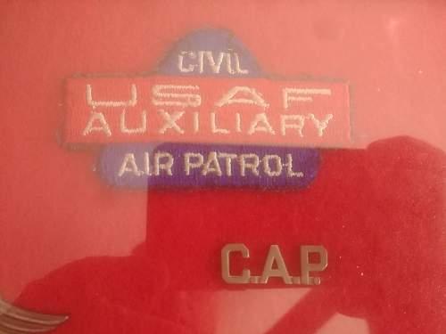 CAP grouping
