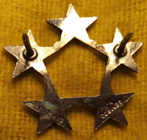 US five star rank device...