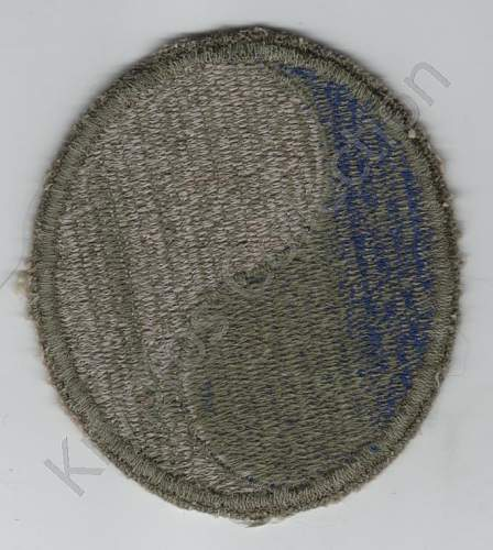 ww2 US patches