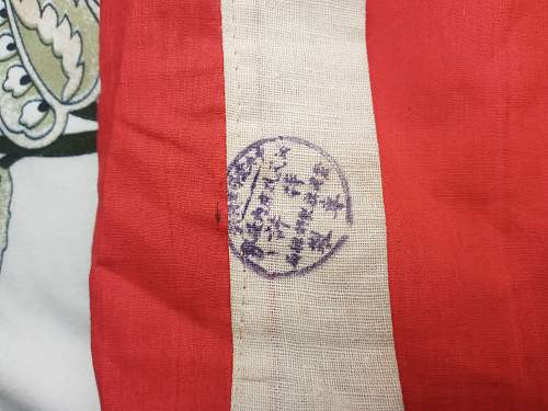 Help with CBI Flag Stamps